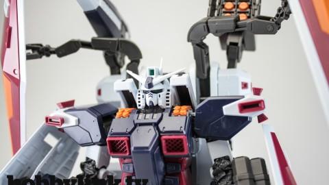 -1-100 MG Full Armor Gundam Ver.Ka (GUNDAM THUNDERBOLT Ver.)-by Bandai -19