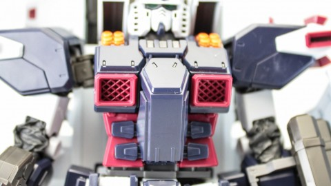 -1-100 MG Full Armor Gundam Ver.Ka (GUNDAM THUNDERBOLT Ver.)-by Bandai -20