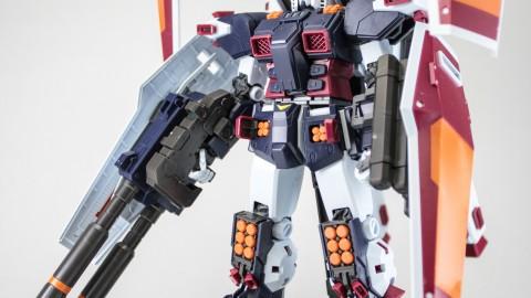 -1-100 MG Full Armor Gundam Ver.Ka (GUNDAM THUNDERBOLT Ver.)-by Bandai -28