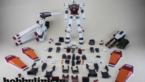 1-100 MG Full Armor Gundam Ver.Ka (GUNDAM THUNDERBOLT Ver.)25-1
