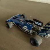 1/20 Ebbro Tyrrell 002 – British Grand Prix 1971