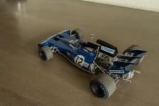 1/20 Ebbro Tyrrell 002 – British Grand Prix 1971
