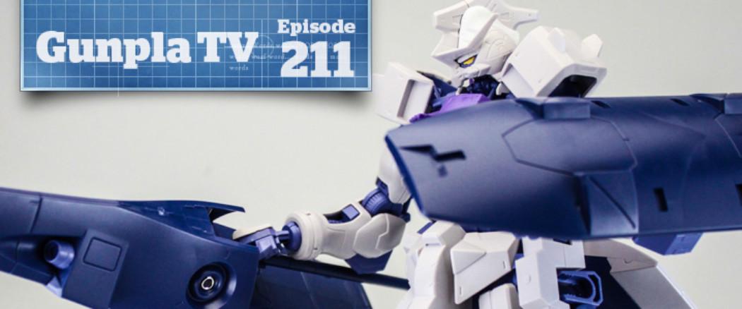 Gunpla TV – Episode 211 – 1/100 Kimaris Trooper – HG Gundam Local Type Reviews!