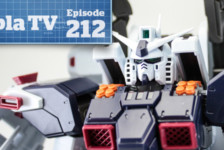 Gunpla TV – Episode 212 – MG Full Armor Gundam Ver Ka Thunderbolt Review!