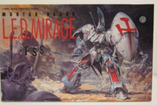 1/100 LED Mirage by Wave – Part One – Unboxing
