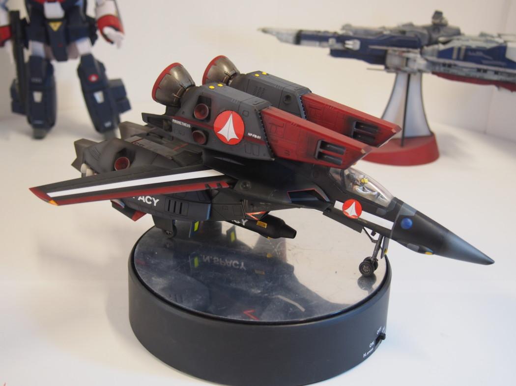 1/48 Hasegawa Macross VF-1J (Max/Myria) Super Valkyrie – Part 2 – Build