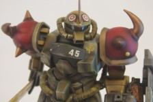 1/100 MG MS-07B-3 Gouf Custom – Part One – Unboxing