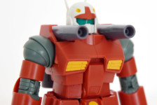Robot Damashii RX-77-2 Guncannon ver. A.N.I.M.E. by Bandai (Part 2: Review)