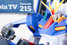 Gunpla TV – Episode 215 – Gyancelot! ZZII! Massive Zoids!