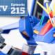 Gunpla TV – Episode 215 – Gyancelot! ZZII! Massive Zoids!
