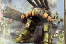 HI-METAL R HWR-00-MKII Destroid Monster by Bandai (Part 1: Unbox)