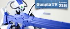 Gunpla TV – Episode 216 – Active Raid Elf Sigma! HG Astaroth Origin!