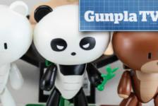 Gunpla TV – Episode 217 – Petitgguys  aplenty! Figure-rise Busts!