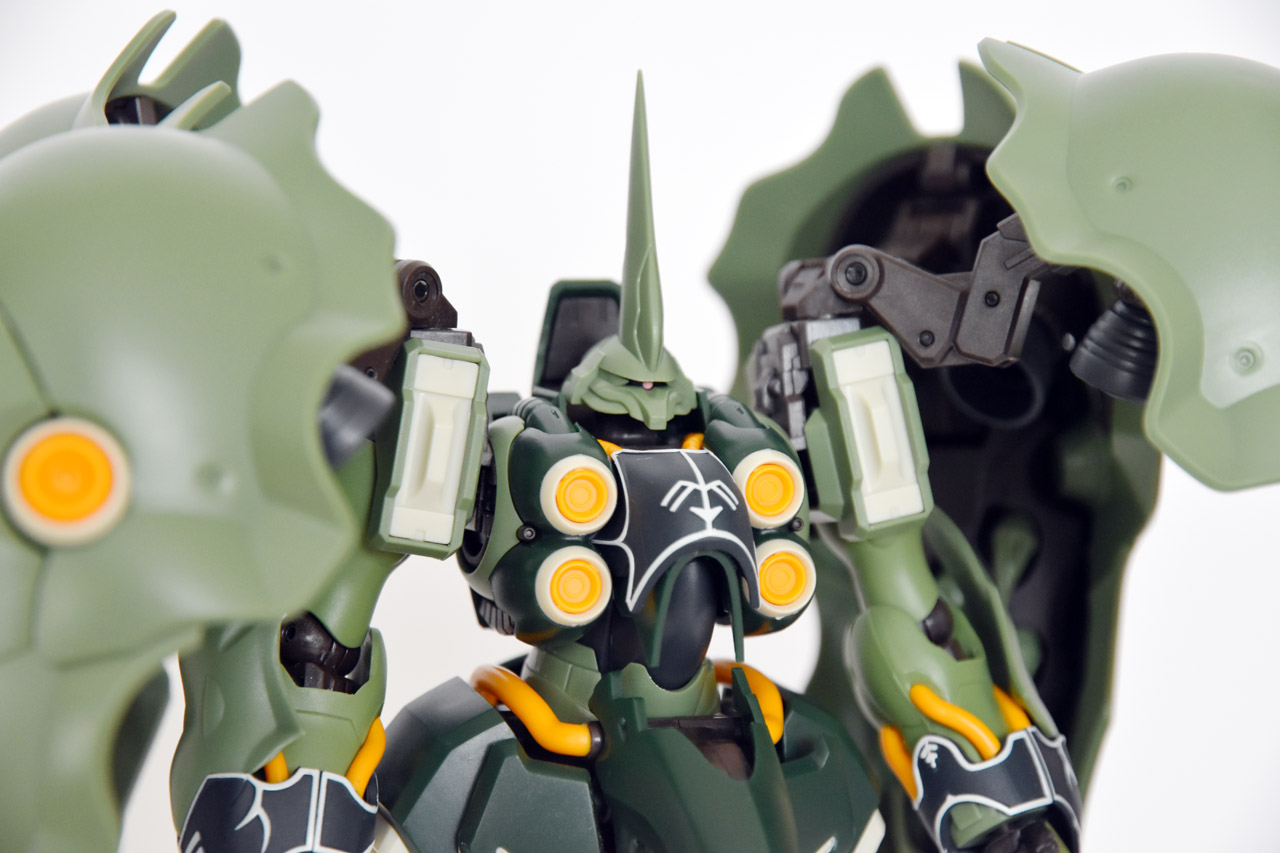 Robot Damashii Kshatriya by Bandai (Part 2: Review) - HobbyLink tv