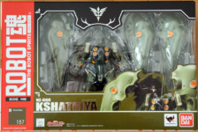 Robot Damashii Kshatriya by Bandai (Part 1: Unbox)