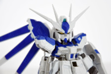 NX EDGE STYLE Hi-Nu Gundam by Bandai (Part 2: Review)