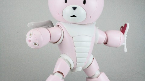 1-144 HGBF Beargguy P by bandai-1