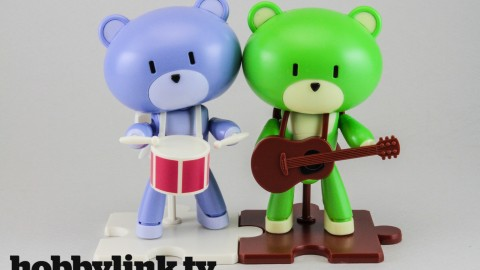 1-144 HGPG Petit'gguy Surf Green & Guitar-by Bandai-1