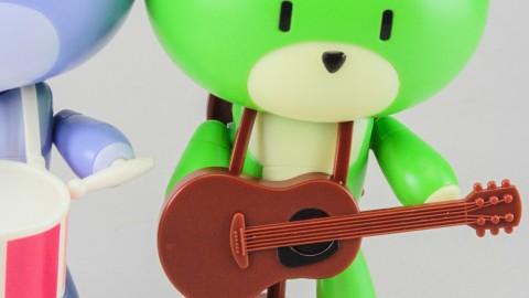 1-144 HGPG Petit'gguy Surf Green & Guitar-by Bandai-3