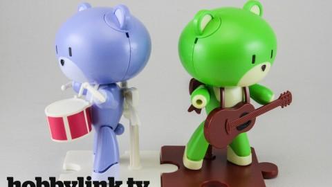 1-144 HGPG Petit'gguy Surf Green & Guitar-by Bandai-6