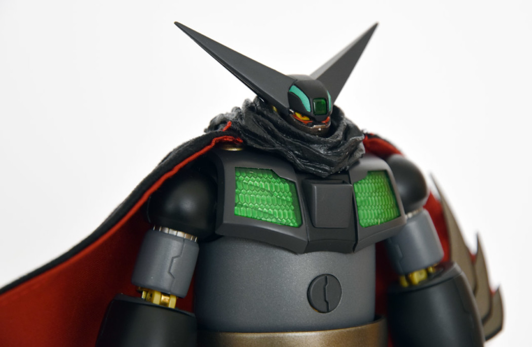 Black Getter by Sentinel (Part 2: Review)
