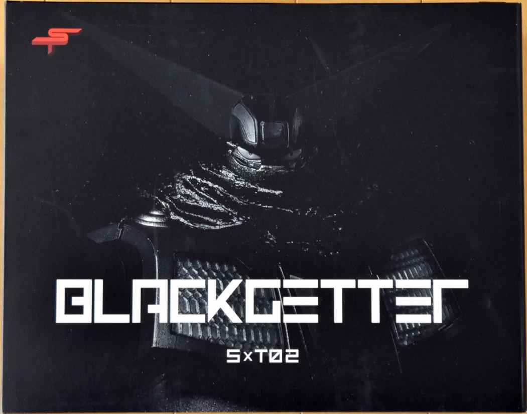 Black Getter by Sentinel (Part 1: Unbox)