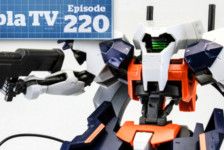 Gunpla TV – Episode 220 – HG Hugo! Setsuna's Bust!