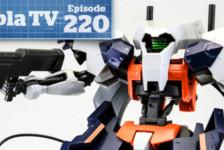 Gunpla TV – Episode 220 – HG Hugo! Setsuna's Bust!