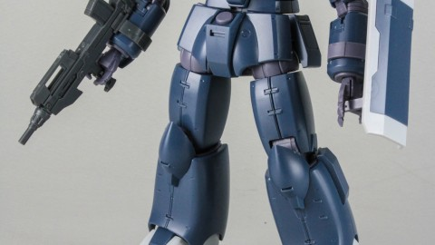1-144 HG Guncannon Early Type (Iron Cavalry Squadron)-by Bandai-1