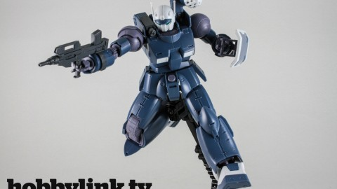 1-144 HG Guncannon Early Type (Iron Cavalry Squadron)-by Bandai-7