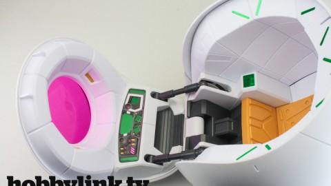 Figure-rise Mechanics Saiyan Space Pod-by Bandai-11