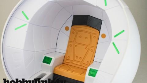 Figure-rise Mechanics Saiyan Space Pod-by Bandai-14