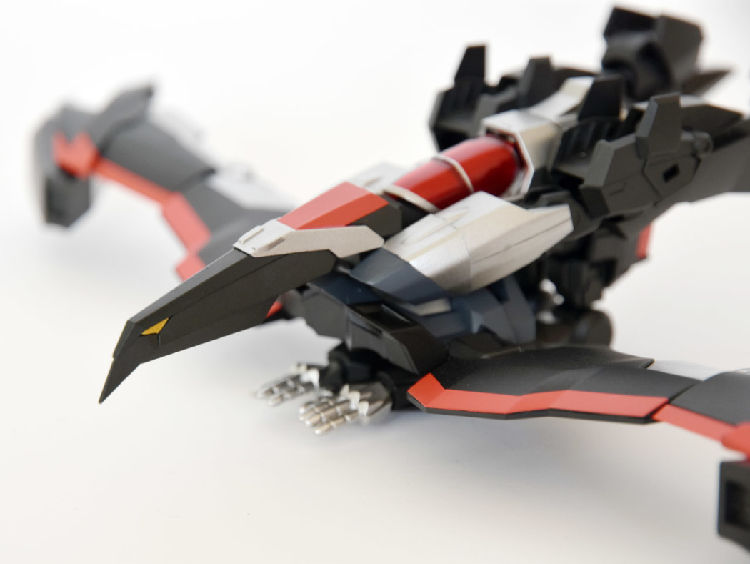 Metamor-Force Eagle Fighter by Sentinel (Part 2: Review)