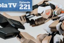 Gunpla TV – Episode 221 – Gusion Rebake Full City – Option Set 5