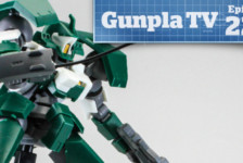 Gunpla TV – Episode 222 – Bonsai – Julieta's HG Reginlaze – New Frame Arms!