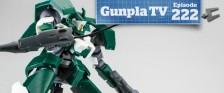 Gunpla TV – Episode 222 – Bonsai – Julieta's HG Reginlaze – New Frame Arms!