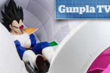 Gunpla TV – Episode 223 – Super Saiyan Space Pod – Chopper Robo Super!