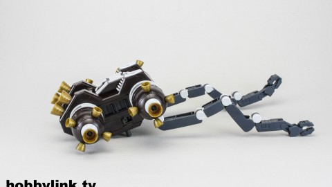 1-100 MG High Mobility Type Psycho Zaku Ver.Ka (GUNDAM THUNDERBOLT ver.)-16