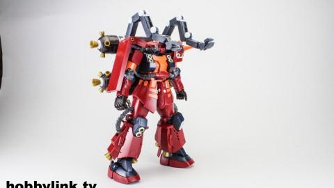 1-100 MG High Mobility Type Psycho Zaku Ver.Ka (GUNDAM THUNDERBOLT ver.)-17