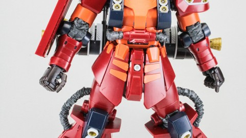 1-100 MG High Mobility Type Psycho Zaku Ver.Ka (GUNDAM THUNDERBOLT ver.)-18