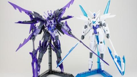 1-144 HGBF Transient Gundam Glacier-1