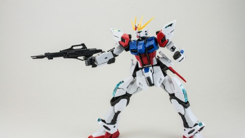1-144 RG GAT-X105B - FP Build Strike Gundam Full Package-13