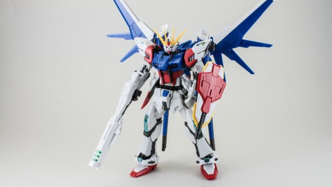 1-144 RG GAT-X105B - FP Build Strike Gundam Full Package-15