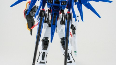 1-144 RG GAT-X105B - FP Build Strike Gundam Full Package-19
