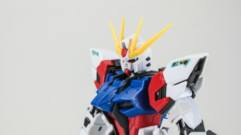 1-144 RG GAT-X105B - FP Build Strike Gundam Full Package-4