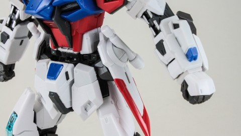 1-144 RG GAT-X105B - FP Build Strike Gundam Full Package-7