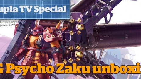 Gunpla-TV-Special---MG-Psycho-Zaku-unboxing-HobbyLink-Post-Header-718x300