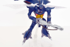 Robot Damashii Aura Battler Bozune by Bandai (Part 2: Review)