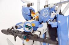 Metal Robot Damashii Ex-S Gundam by Bandai (Part 2: Review)