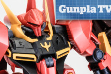 Gunpla TV – Episode 225 – RE/100 Bawoo!  HG Transient Glacier Gundam